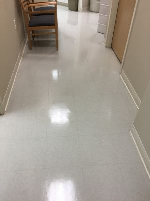 Floor stripping in Ocean City NJ by Healthy Cleaning Services LLC